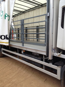 Lorry Railings